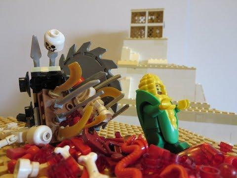 Lego Showcase: ANCIENT TRAP PYRAMID