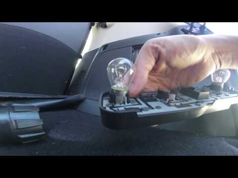 2014 Smart ForTwo ED - Right Tail Light Replacement