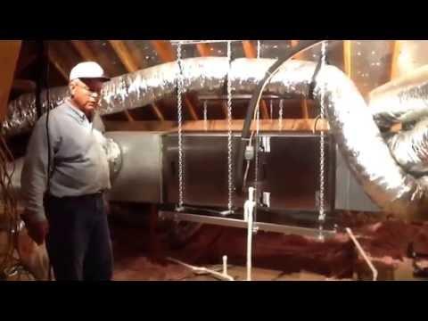 DIY Geothermal Heat Pump Install Thanks to Ingram's