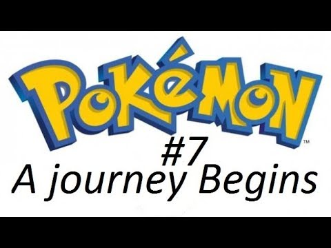 Pokemon a journey begins #7| Brains and Brawn make you strong