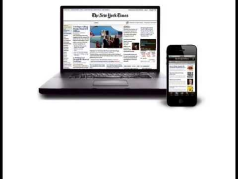 New York Times Digital @ CUNY - How do you get your New York Times delivered? (newsies)
