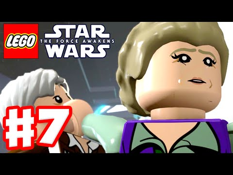 Download LEGO Star Wars The Force Awakens - Gameplay Part 7