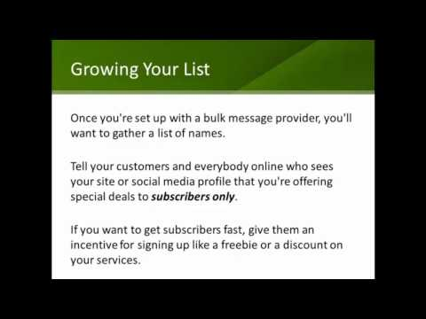 How To Marry Mobile Coupons and SMS Text Messages in Your Business