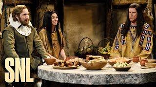 First Thanksgiving - SNL