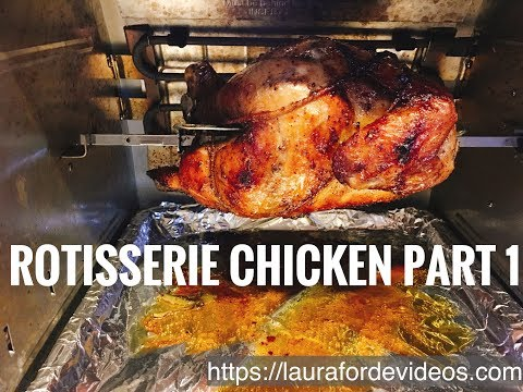 How To Make Rotisserie Chicken