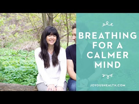 A Simple Breathing Exercise for a Calmer Mind