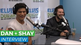 "Dan + Shay Interview Talks About New Album ""Obsessed"" and New Single 