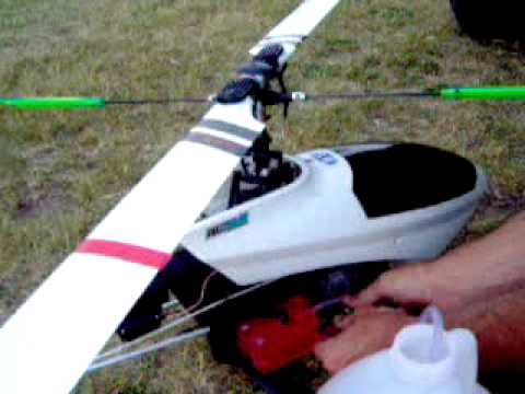 How to Start an RC Helicopter