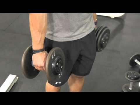 Secret Trick to Big Biceps