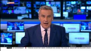 Sky News at Five with Jer-mot  Murnaghan (JT!)