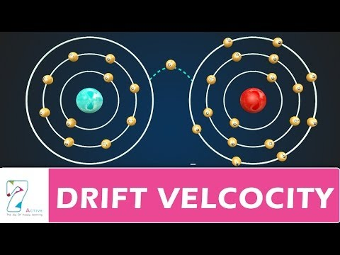 DRIFT VELOCITY PART-02