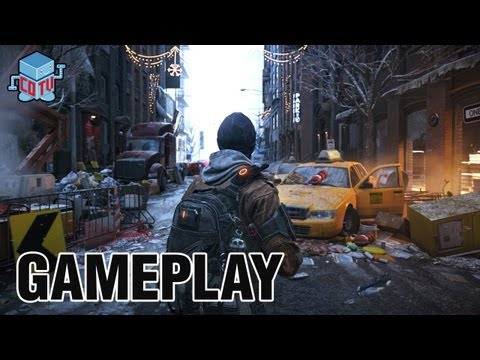 THE DIVISION Official E3 Gameplay