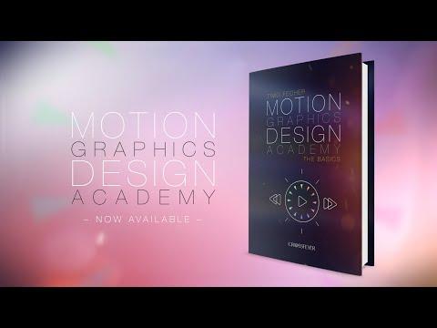 Motion Graphics Design Academy - eBook Trailer