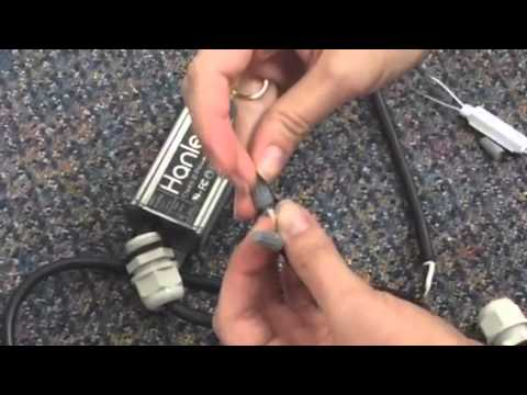 How to wire Hanley LEDs