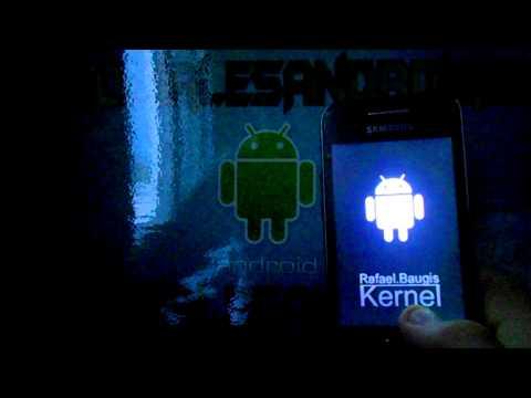 Tutorial Boudzdroid V1  Estilo Android Jelly Bean Galaxy Ace s5830i (Custom ROM) (Nivel Difícil)