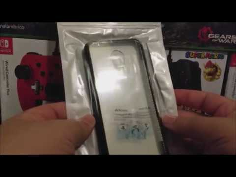 Metro by T-Mobile Alcatel 1X Case Unboxing