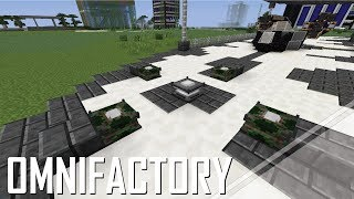 Omnifactory - 03 - FIRST MACHINES AND MOB FARM - PakVim net