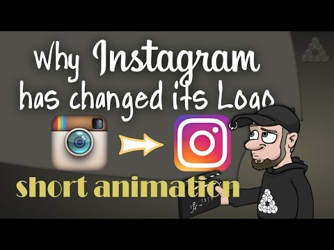 Why instagram changed its logo