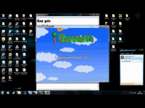 How to create a Terraria server (cracked or paid)