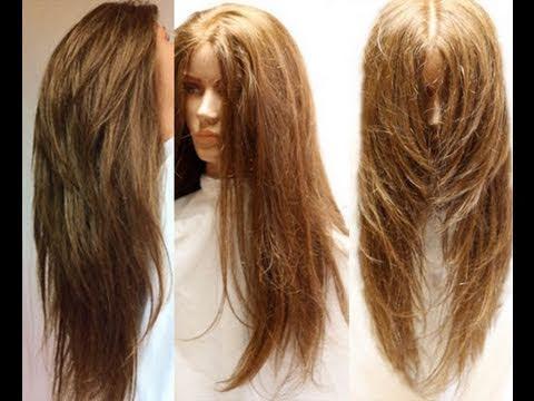 Ultra Layering haircut