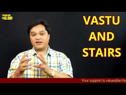 VASTU/PLANETS AND STAIRS||वास्तु के अनुसार सीढ़ियां