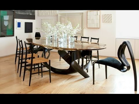 Modern Dining Furniture – New Trends For 2018
