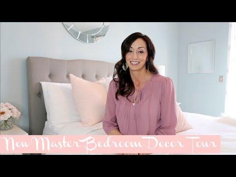New Bedroom Decor Tour | Master Bedroom Refresh