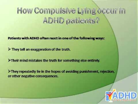 Why ADHD Can Cause Compulsive Lying