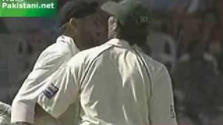 YounusKhan vs HarbhajanSingh