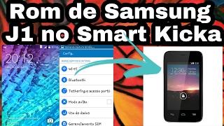 Como aumentar a versão android de vodafone smart kicka