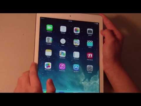 Apple iPad Air Review (White Silver, 16GB Wi-Fi)