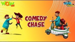 Comedy Chase - Chacha Bhatija Funny Videos and Compilations - 3D Animation Cartoon for Kids