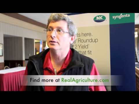 Change Your Thinking on Double Cropping Soybeans in Ontario, Eric Richter, Syngenta