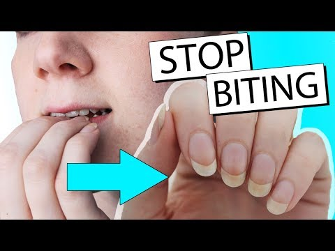 15 WAYS TO STOP BITING YOUR NAILS | Nailed It NZ