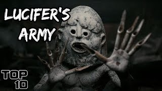 Top 10 Scary Warrior Stories