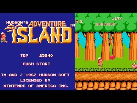 Adventure Island - Eu jogava no Nintendo! (Phantom System)