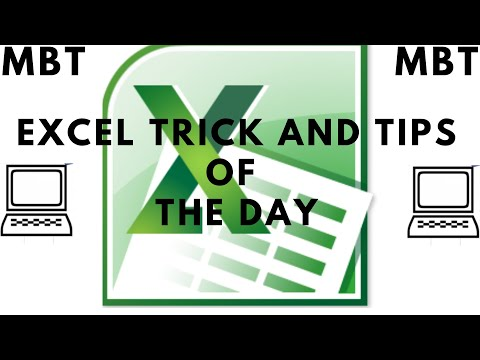 HOW TO CREATE DATABASE IN MICROSOFT EXCEL 2013