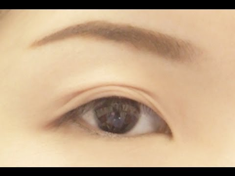 How To : 4 Ways to Create Double Eyelid