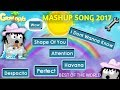 Best Pop song In 2017 MASHUP - RAJIV DHALL | Growtopia ( Music Video)
