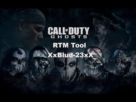 [1.16/1.0] Call of Duty: Ghosts RTM Tool