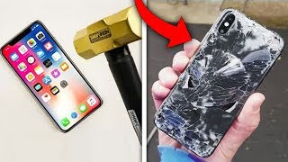 Top 5 People Who DESTROYED The iPhone X!