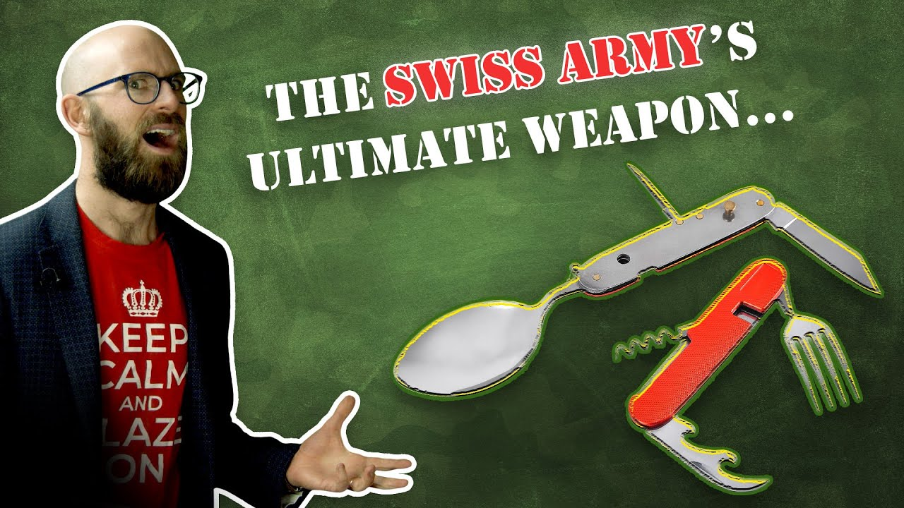 A Toolbox in Your Pocket: The History of the Swiss Army Knife