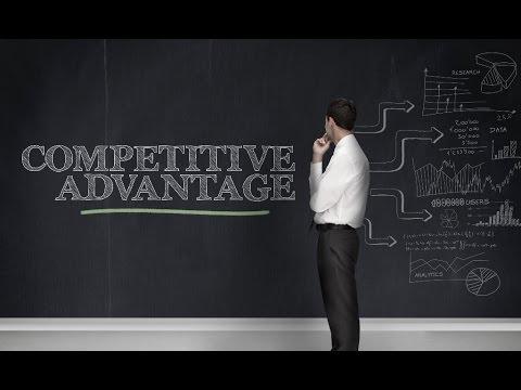 Developing a Competitive Advantage -- Entrepreneur Tip