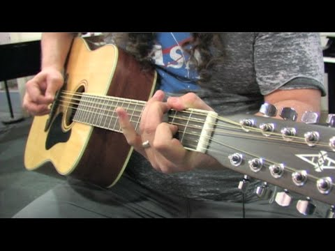 12 String Guitar / Twelve-String Guitar Lesson & Information