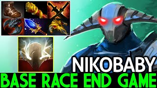 NIKOBABY [Sven] Crazy End Game Base Race Top Pro Carry Dota 2