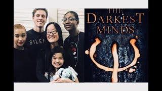THE DARKEST MINDS CAST || Filming 2017(Amandla Stenberg, Harris Dickinson, Miya Cech, Skylan Brooks)