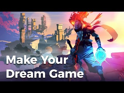 Making Your Dream Game - Resource Drop #5 [Indie Game Development]