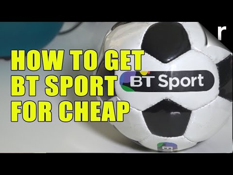 What's the cheapest way to get BT Sport?