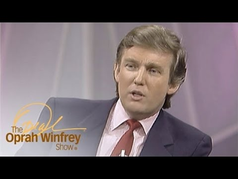 Donald Trump Teases a President Bid During a 1988 Oprah Show | The Oprah Winfrey Show | OWN