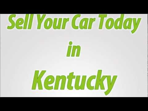 Sell A Car in Kentucky